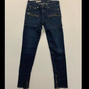 Adriano Goldschmied Blue The Harlow Skinny Jeans